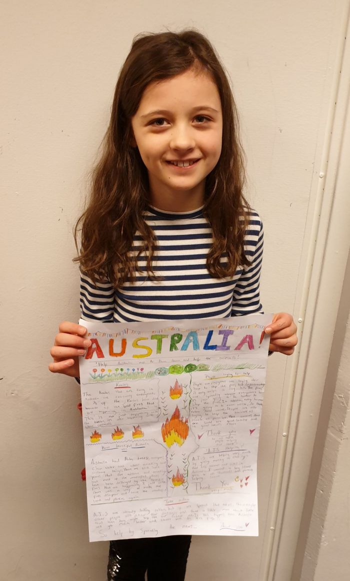 AIS helps Australia!